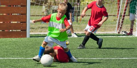 Soccer and Heel Pain in Children